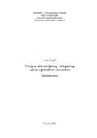 prikaz prve stranice dokumenta Primjene diferencijalnog i integralnog računa u prirodnim znanostima