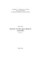 prikaz prve stranice dokumenta Korisne metode opisa skupova podataka