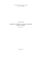 Algebarsko zaključivanje u nastavi matematike: uzorci i strukture